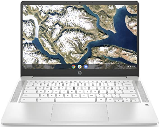 HP chromebook 14 inch cheap gaming laptop under 300
