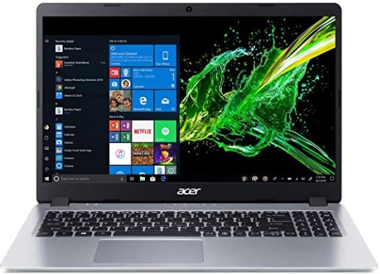 "Acer Aspire 5, 15.6"" Best Gaming Laptop Under 400 Dollars"