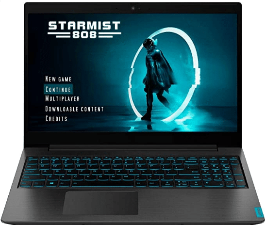 Lenovo IdeaPad Best Gaming Laptop With  NVIDIA GeForce GTX 1650 Graphics